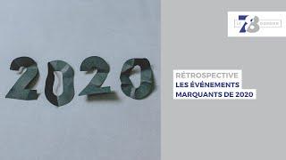 7/8 Dossier. Retrospective 2020 dans les Yvelines