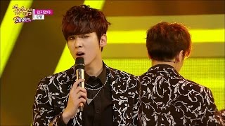 【TVPP】TEEN TOP - Missing, 틴탑 - 쉽지 않아 @ 2014 MVP Special, Show Music Core Live