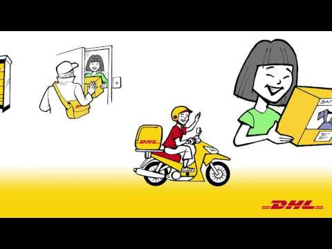 How DHL eCommerce makes e-tailers and consumers smile