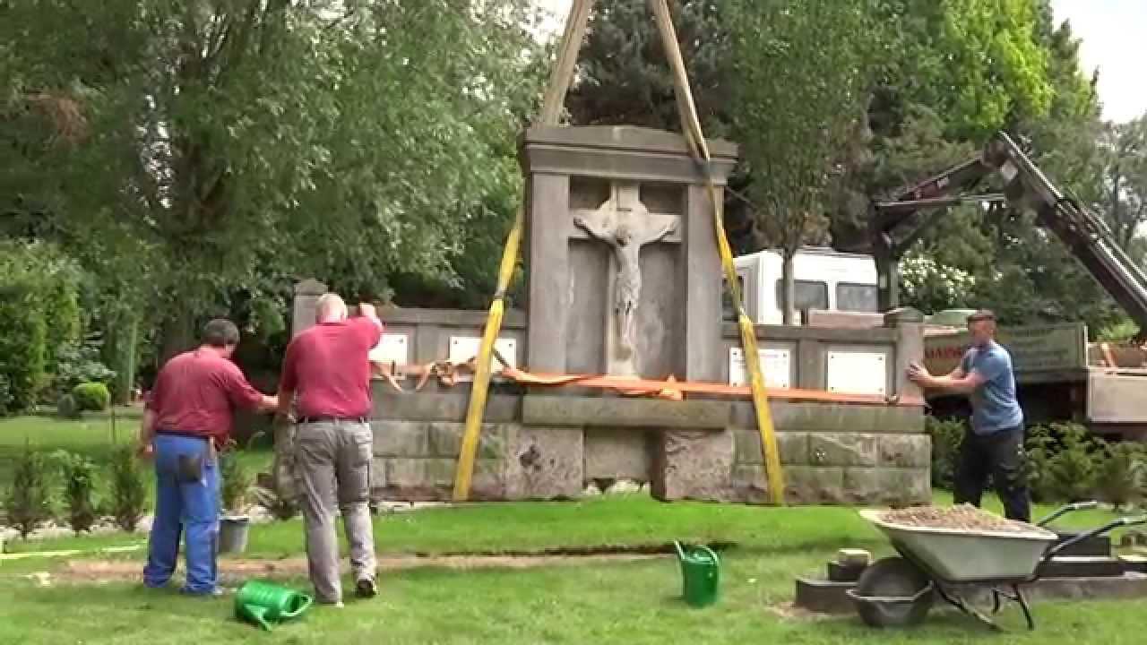 Esser Marmor  Historischer Friedhof in Würselen