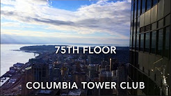 4K Quality Columbia Center 75th Floor • Seattle, WA 8/6/2016