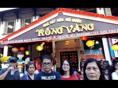 Water Puppet Show Saigon Vietnam