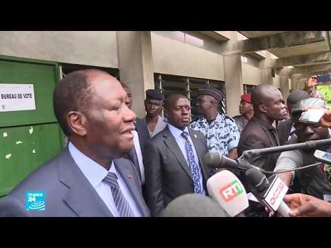 ساحل العاج: إقبال ضعيف على التصويت في الانتخابات البلدية  - نشر قبل 3 ساعة