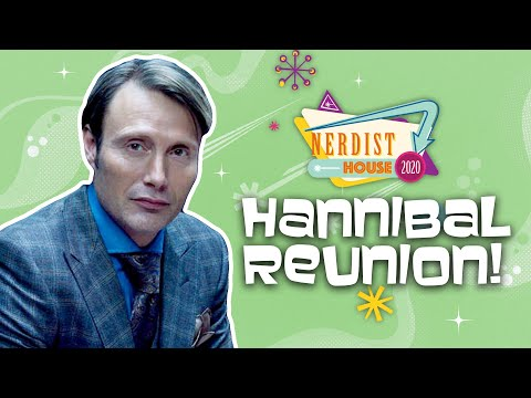 Hannibal: A Delicious Reunion - Nerdist House
