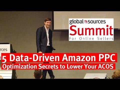 5 Data-Driven Amazon PPC Optimization Secrets to Lower Your ACoS