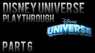 Disney Universe Playthrough Pt.6 (WALL-E) [XBOX360/PS3/WII/PC]