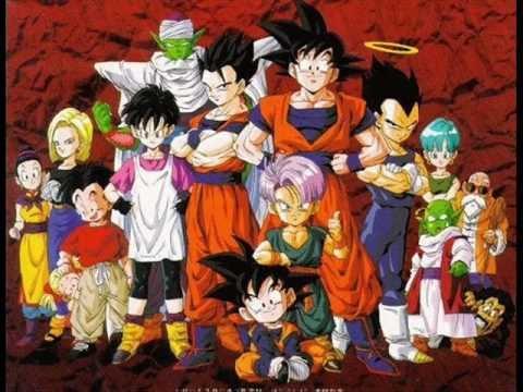 Dragon Ball Z Soundtracks