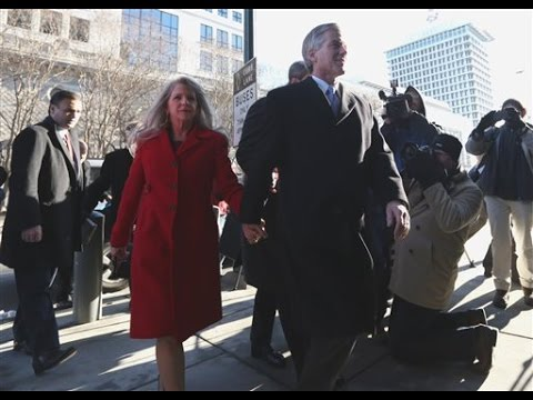 Federal prosecutors drop McDonnell corruption case