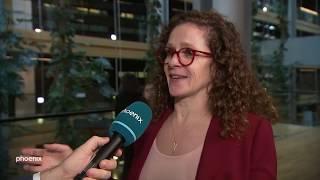 Schaltgespräch und Interview mit Sophia in' t Veld  zum Brexit am 11.12.18