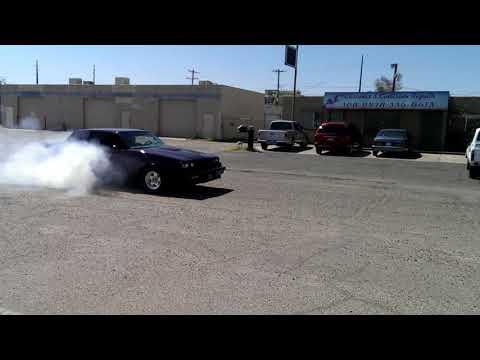 Grand National Burnout Tucson Az