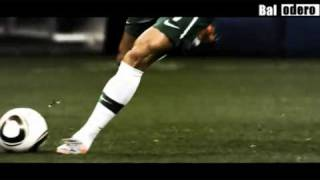 Cristiano ronaldo - Free Kick tutorial Knuckle/dipping shot (SLOW MOTION)-World Cup 2010 [HD]