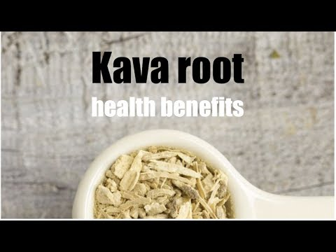 10 Kava health benefits #anxiety #depression