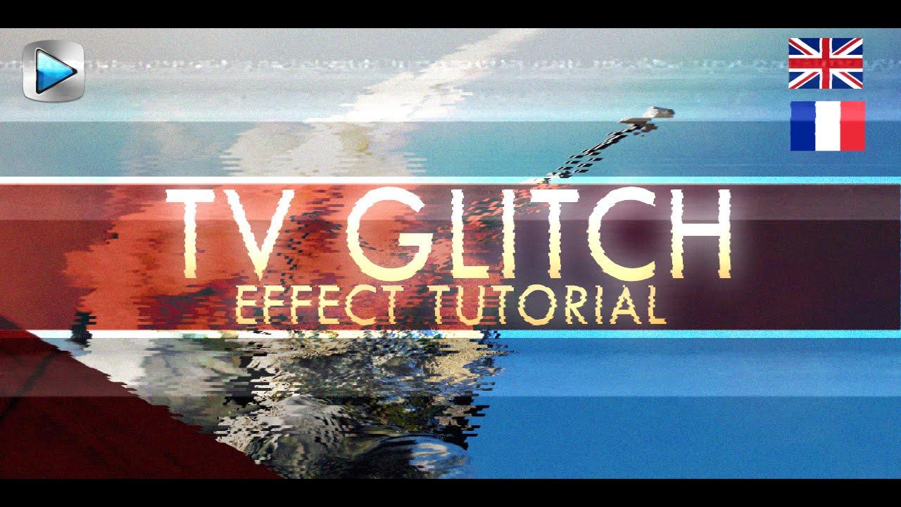TV Glitch Effect + FREE Overlays ! Sony Vegas Tutorial
