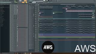 (FLP) Alan Walker & Alex Skrindo - Sky (AWS Remake 2)