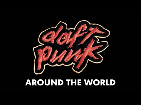 Daft Punk  Around the world  Audio