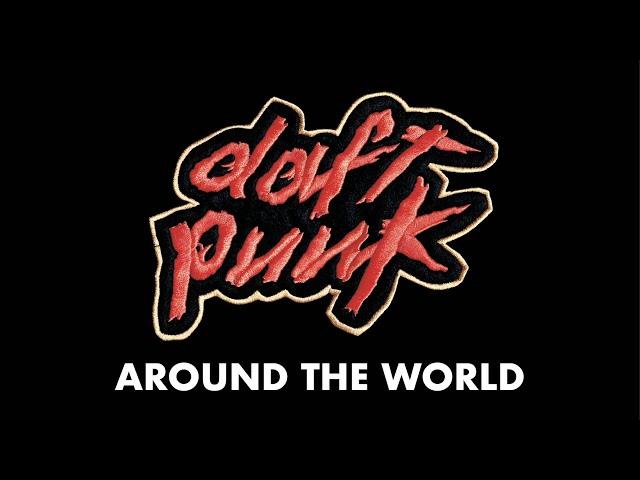 Daft Punk - Around the world (Official Audio)