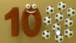 Mi primer libro de los números para niños | Tinyschool Español