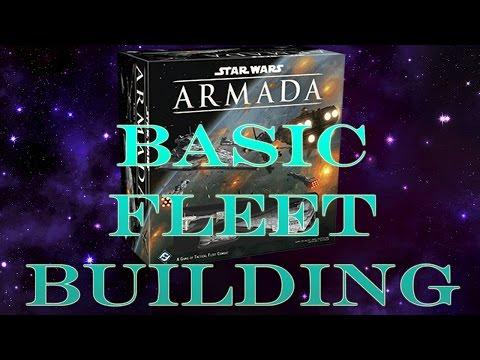 Armada: Basic Fleet Building