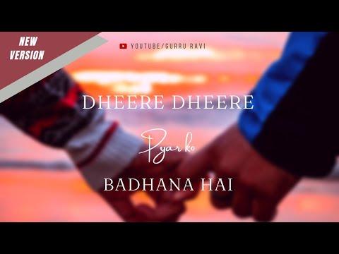 Dheere Dheere Pyar Ko Badhana Hai | Moni Roy | Fan Made Video | Ravi Guru | Cover
