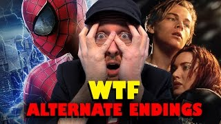 Top 11 WTF Alternate Movie Endings