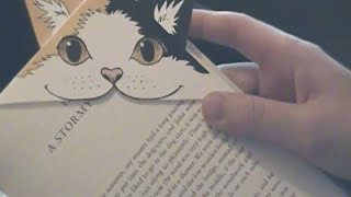 Faça você mesmo - Marca páginas criativo