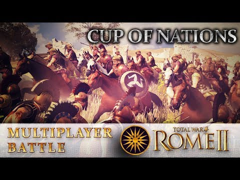 Totalwar: Rome2 MULTI #205 - CUP OF NATIONS