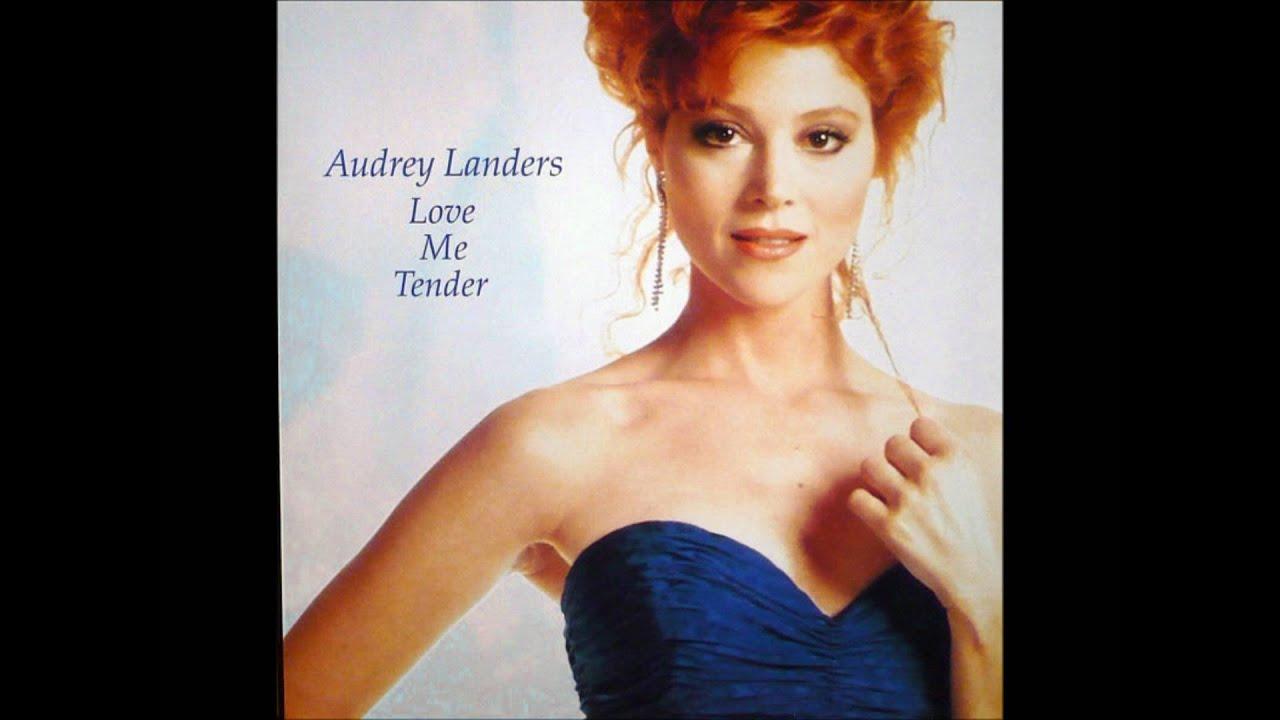 Audrey Landers Dallas shadows of love - audrey landers