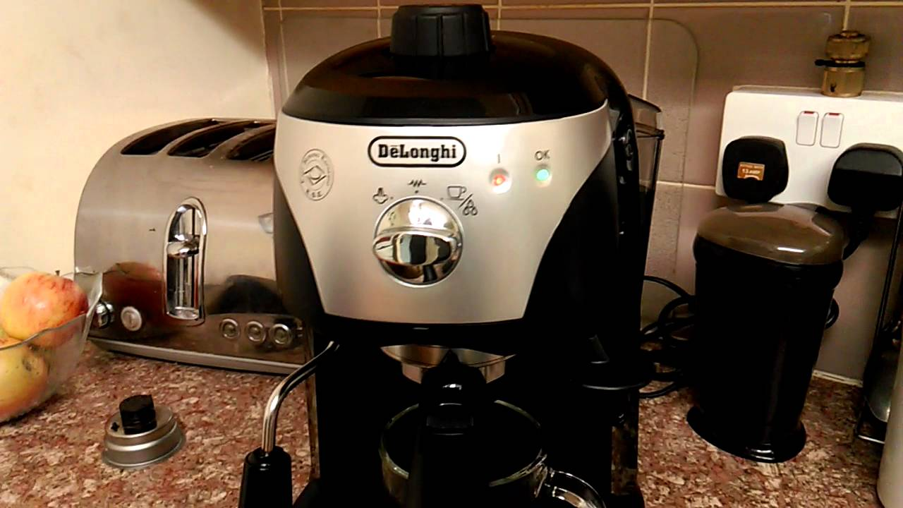 Delonghi Coffee Maker Thailand : Delonghi ecc221 espresso coffee maker review Doovi