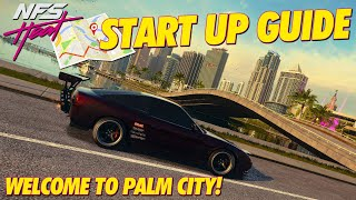 NEED FOR SPEED HEAT START UP GUIDE!