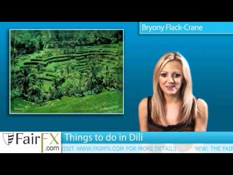 Things to do in Dili