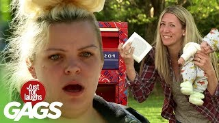 Mother Puts Baby In Mailbox