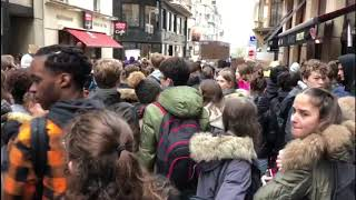 Youth Climate March Luxembourg 15 March 2019