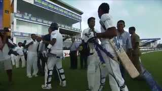 Relive the last 2 overs of the Galle Test - Sri Lanka v Pakistan 1st Test
