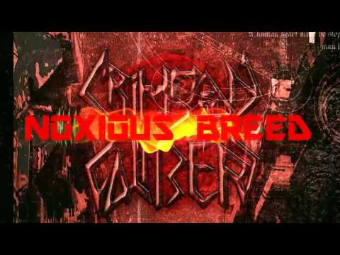 Crimson Caliber - Noxious Breed (OFFICIAL LYRIC VIDEO)