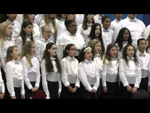 Clearwater Fundamental Middle School  -  Christmas  Concert  Dec.2015  4K