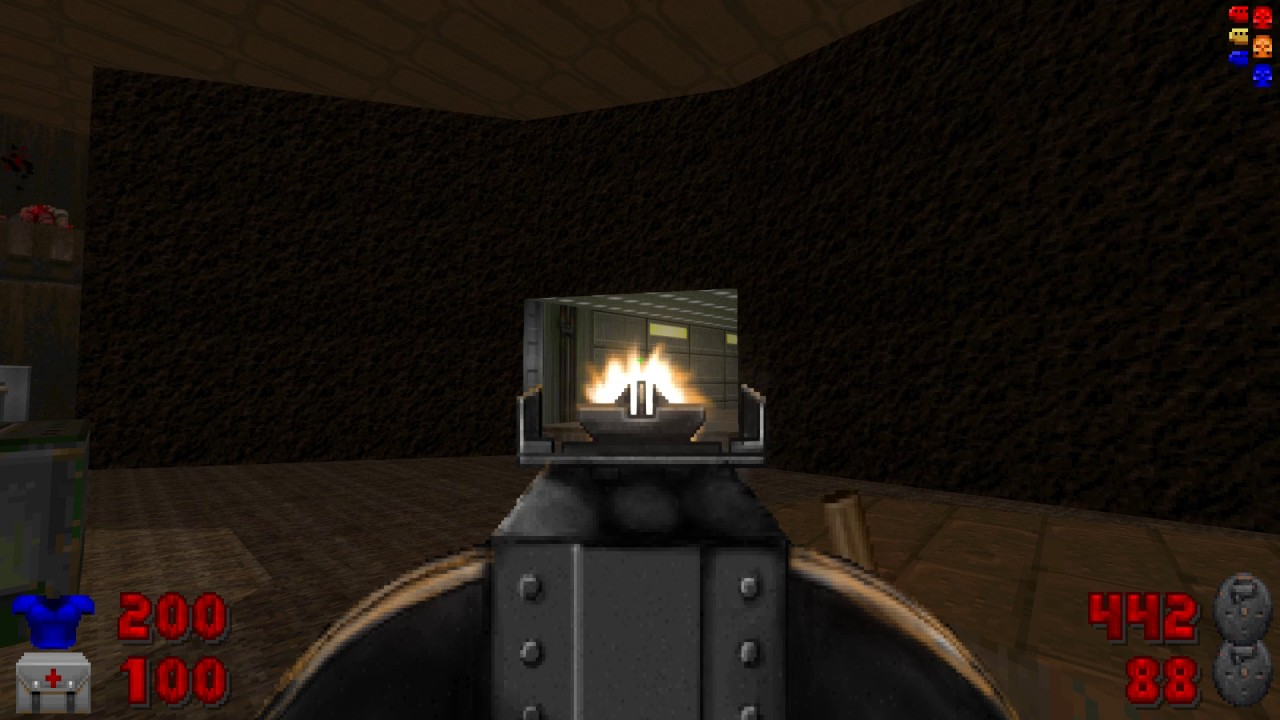 Weapons Collaboration - Old ZDoom Mod by EpsilonEagle256