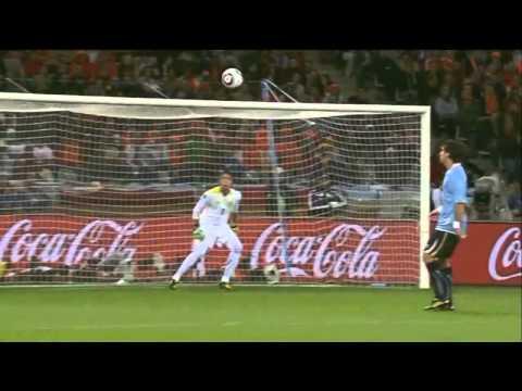 Giovanni van Bronckhorst goal vs Uruguay HD