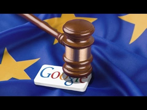 Google fined record $2.7 billion by EU