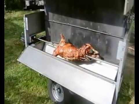 Barbecue automatique vertical jr20 agneaux 2014 youtube - Barbecue automatique vertical ...