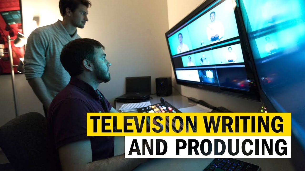 PGCert Television Writing and Producing