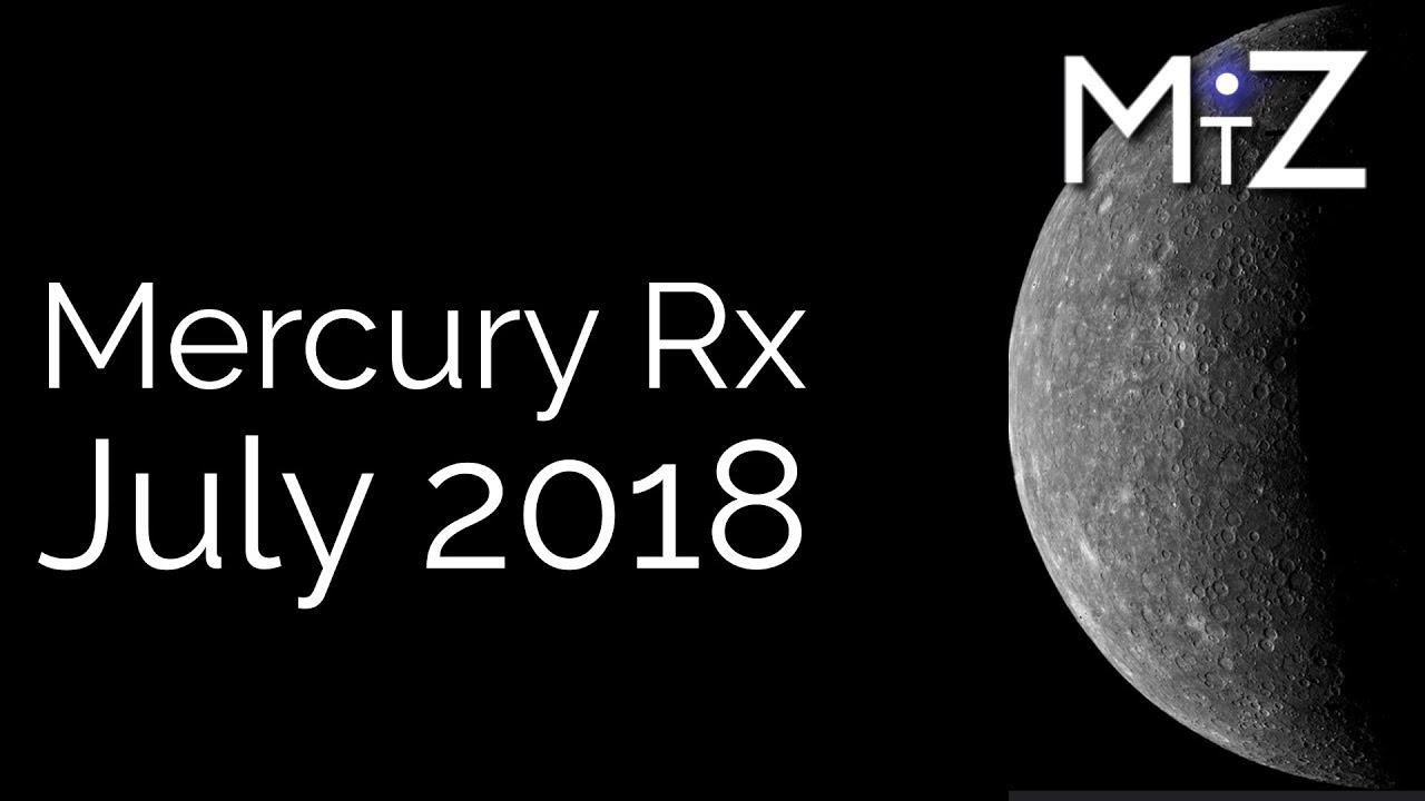 How Will Mercury Retrograde Summer 2018 Affect Your Job? It Can Actually Help ...