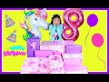 TIANA S 8th BIRTHDAY MORNING PRESENT OPENING GIANT WHAT I GOT FOR MY BIRTHDAY HAUL