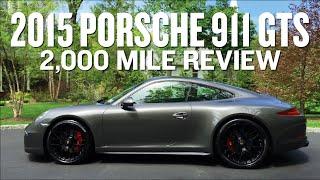 Porsche 911 Carrera GTS 2015 Videos