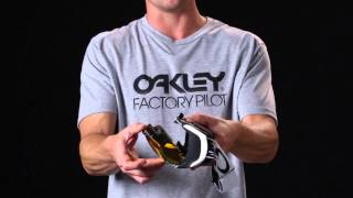 Oakley Airwave 1.5 Snow Goggle Tutorial: Getting Started
