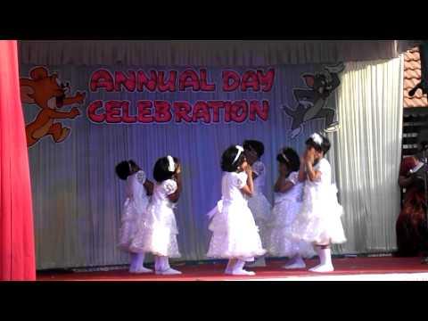 Kunjilam Kaikal Koopi...Malayalam Christian Children's Dance....