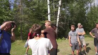 Camp Voyageur Olympics: In-camp Program