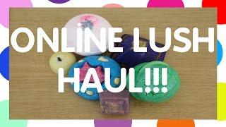Online Lush Haul   Soph-obsessed