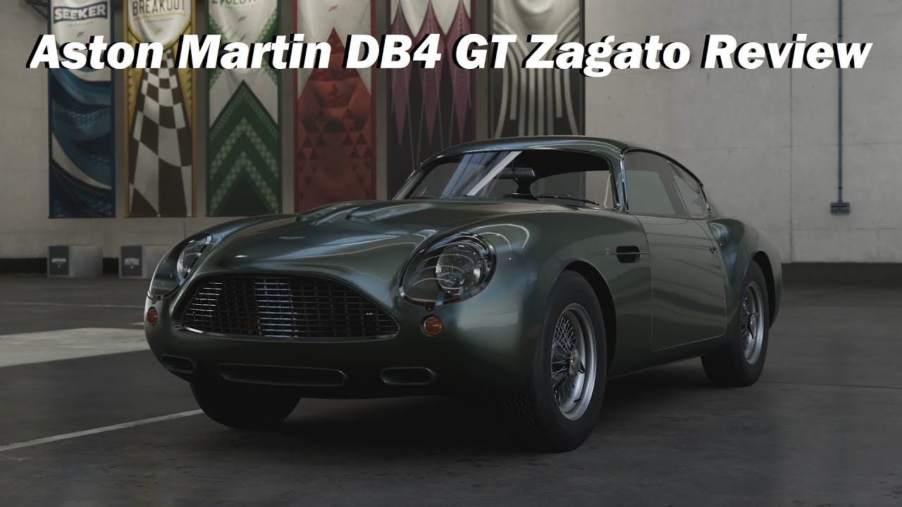 All Types aston db4 zagato : 1960 Aston Martin DB4 GT Zagato Review (Forza Motorsport 7) - YouTube