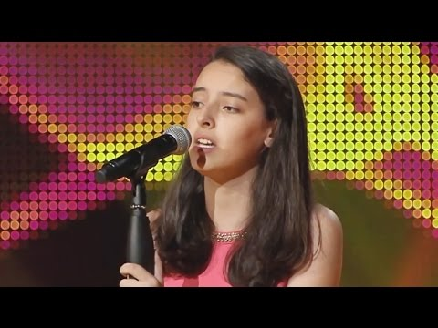 ليلى بو حمدان - Bleeding Love / The Voice Kids - Leila Bo Hamdan
