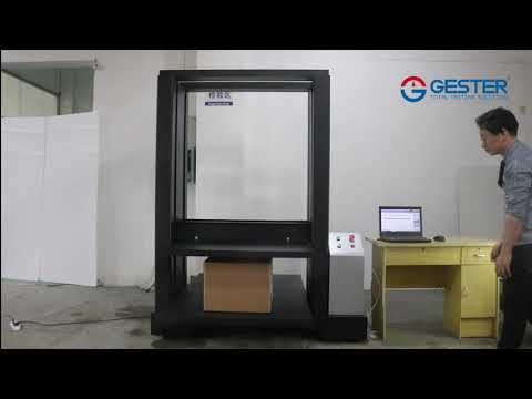 Box Compression Strength Tester(LCD Model ) GT-N02A